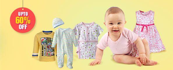 Infant Apparel Range