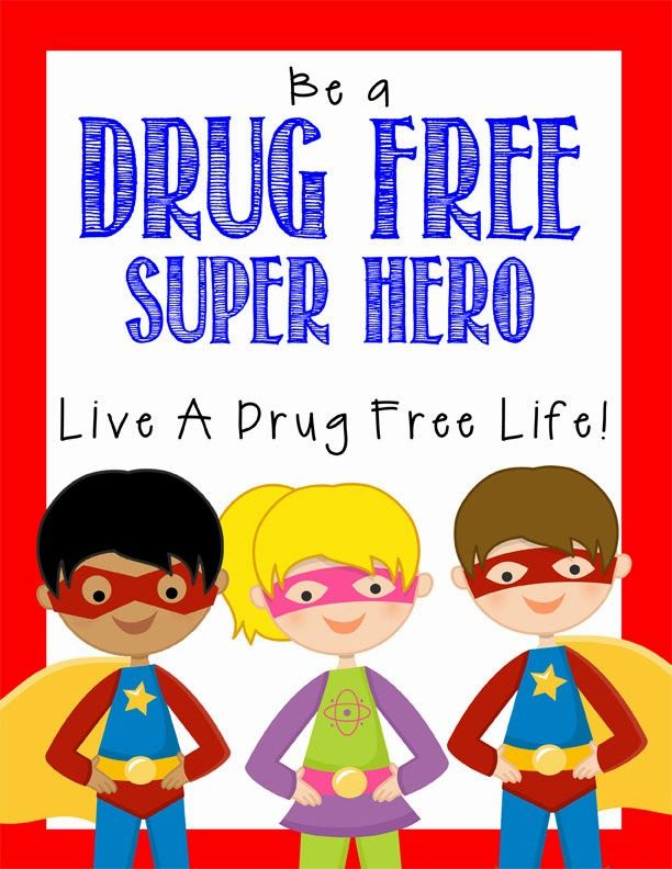 93 best images about Red ribbon week ideas on Pinterest ...