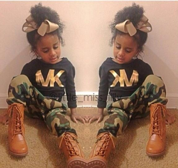 When I have a little girl, we all know she will be dressing like this