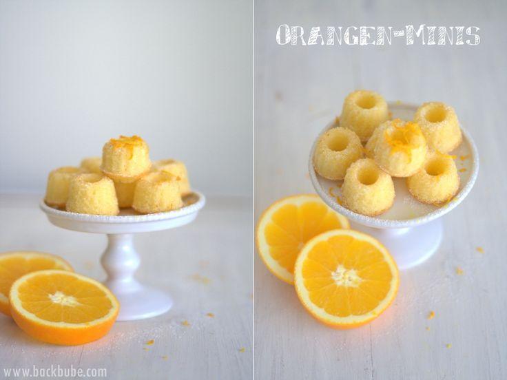 Orangen-Mini-Gugl