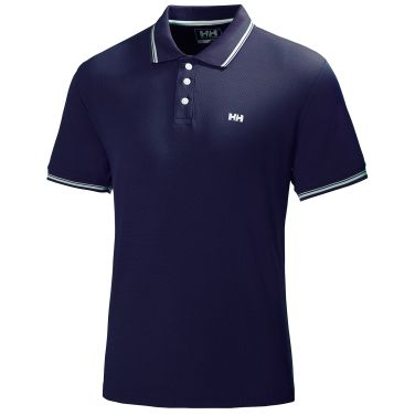 KOS Polo.  Our best-selling summer polo shirt for men. The quick-dry Tactel® fabric is appreciated by active users. A traditional polo cut for a classic good look, which comes in a wide range of colors. A side split and back drop add to the comfort.