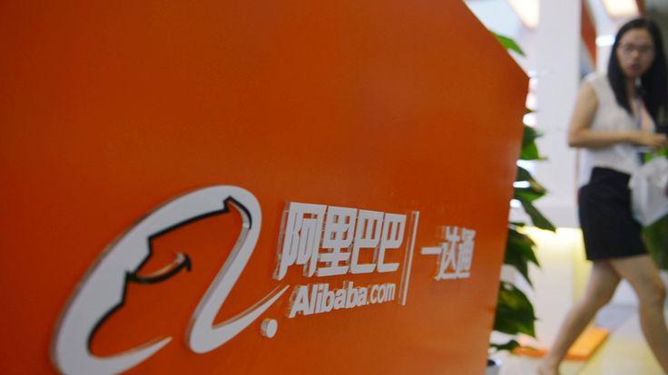 Alibaba hits $2bn 'Singles' Day' sales #alibaba #mertakin