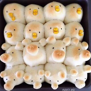 Instagramに載せたい*かわいすぎる「#ちぎりパン」がSNSで話題に!