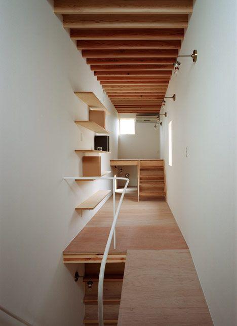 1000 ideas about narrow house on pinterest terrace - Narrow house interior design ...