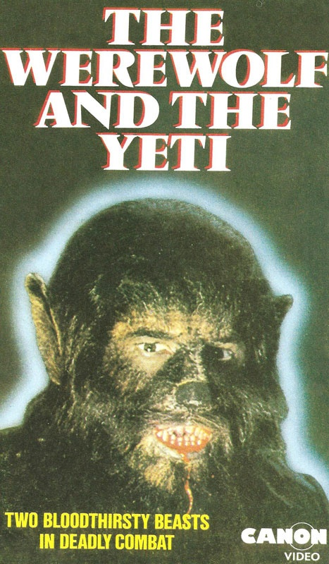 Basically they banned Cannibal films, Nazi Orgies (bad luck Mr Mosely), and Bigfoot movies.