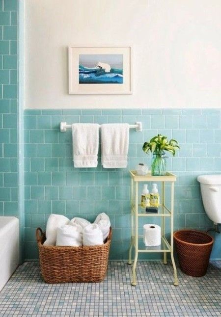 17 mejores ideas sobre pintar azulejos en pinterest - Pintar azulejos bano ...
