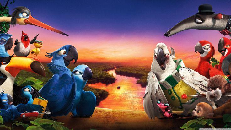 #RIO #РИО #мультфильм http://elitefon.ru/movies/38342-multfilm-rio-zakat-animaciya-filmy.html