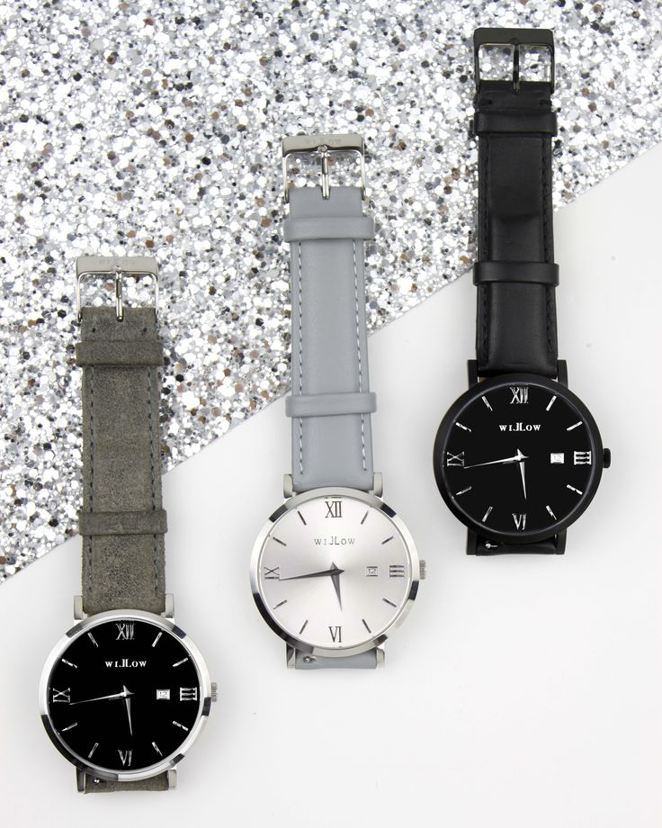 Which watch would you choose? #interchangeablestraps