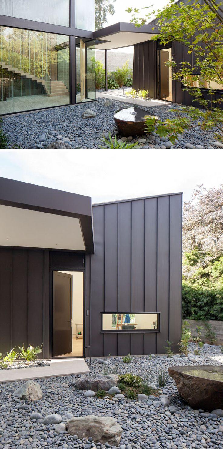 17 best ideas about minimalist house on pinterest for Minimalist house los angeles