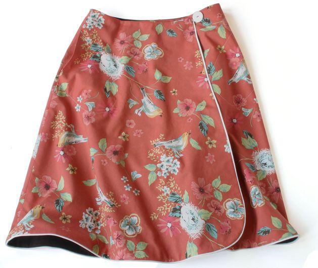 reversible skirt pattern