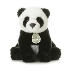 "Aurora Plush 10"" Mei, Aurora Babies Baby Panda $10: Baby Pandas, Babies, Aurora Plush, Baby Baby, Pandas Bears, Plush 10, Aurora Baby, Stuffed Animal, Gifts Boxes"