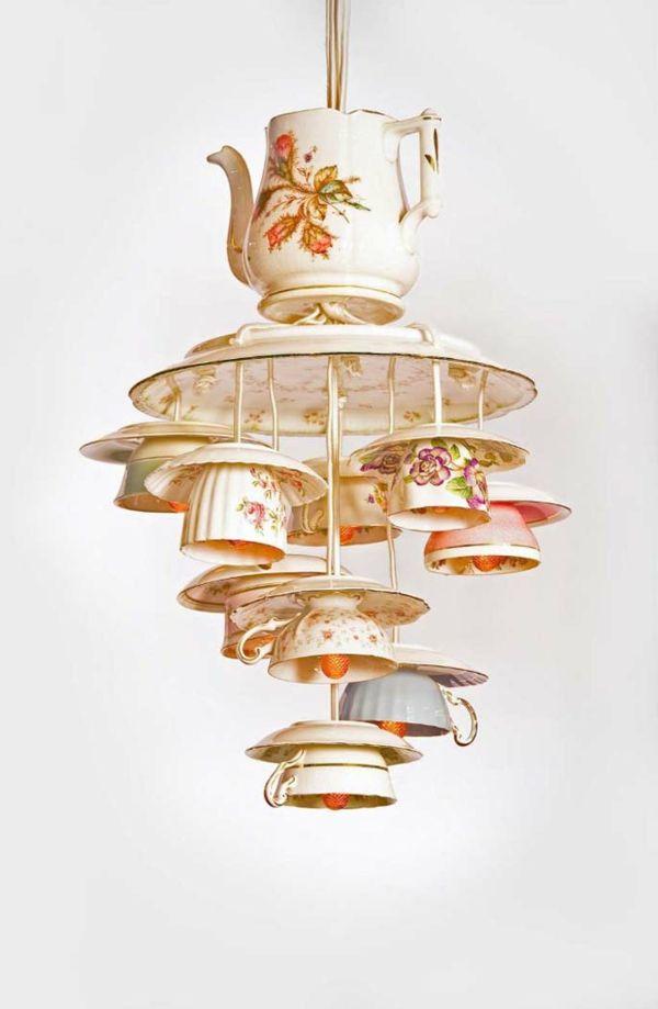 teetassen vintage kronlleuchter aus Porzellan                                                                                                                                                                                 Mehr