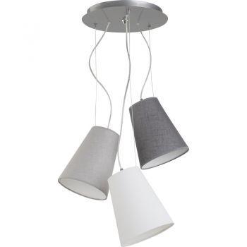 Pendul Nowodvorski Retto C III - iata un model de pendul cu aer modern, care iti va infrumuseta locuita #pendule #iluminat #corpiluminat #DecoStores #amenajariinterioare #homedecor #ceilinglamps #lamps