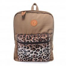 Evrawood Sidney Backpack Zebra