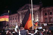3. Oktober 1990 - Deutschland einig Vaterland