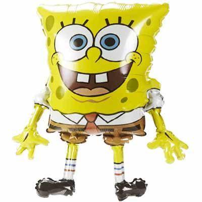 A que mola este globo? Hinchado con helio quedará genial en la fiesta de cumpleaños de tu peque. Y tenemos todos los demás accesorios a juego.  #bobesponja #spongebob #cumpleañosbobesponja #fiestabobesponja #globosbobesponja #tartabobesponja #decoracionbobesponja # spongebobbirthday #spongebobbday #spongebobparty