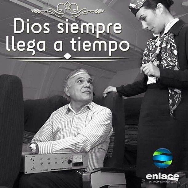 ¡Dios nunca falla! #VivirEsSoñar hoy el tercer episodio, recordando la historia de los inicios de @Enlace #25Enlace