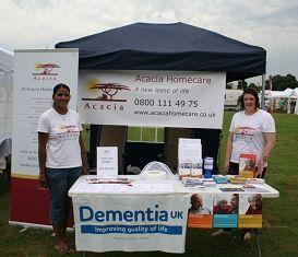 Dementia UK: Corporate Fundraising