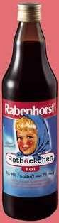 Rabenhorst Rotbäckchen sind meine Kindheitserinnerungen und diesen gab es zweimal im Jahr...
