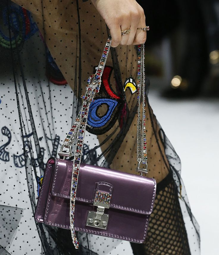 Dior's Spring 2018 Runway Bags Continue the Brand's New, Casual Vision of the Future - PurseBlog