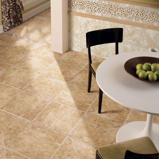 Daltile Fidenza Cafe 12 Quot X 12 Quot Porcelain Tile Flooring At
