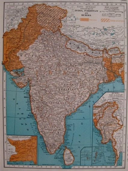 The Best Map Of Pakistan Ideas On Pinterest Book Page Art - Burma clickable map