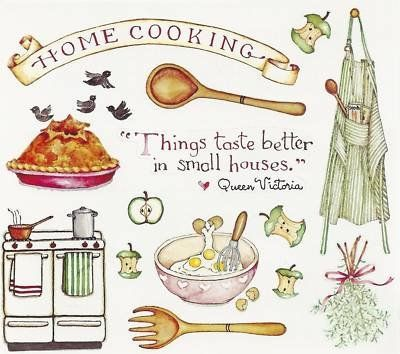 Susan Branch Home Cooking