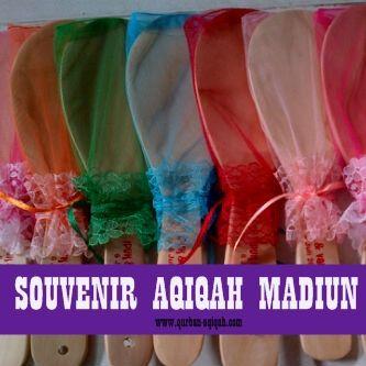 Souvenir Aqiqah Madiun