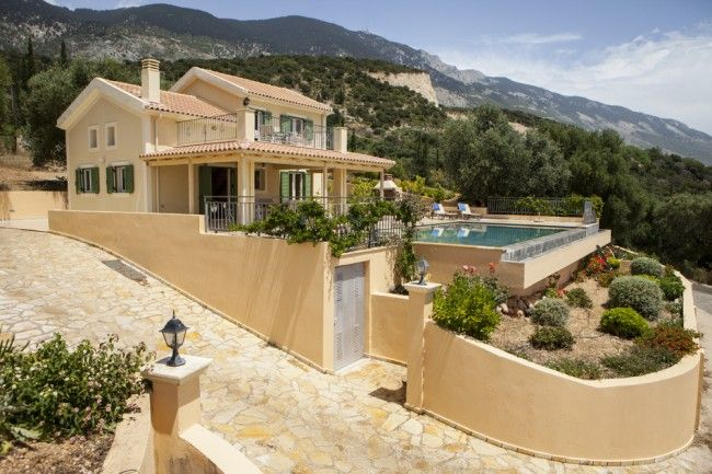 Set in a tranquil spot, amidst open countryside, with fantastic views of the surrounding terrain, Kristola is one of our most spacious and luxurious two bedroom villas.