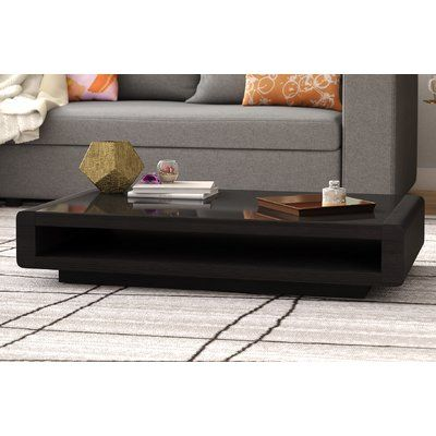 Wade Logan Delilah Coffee Table Coffee Table Modern Coffee Tables