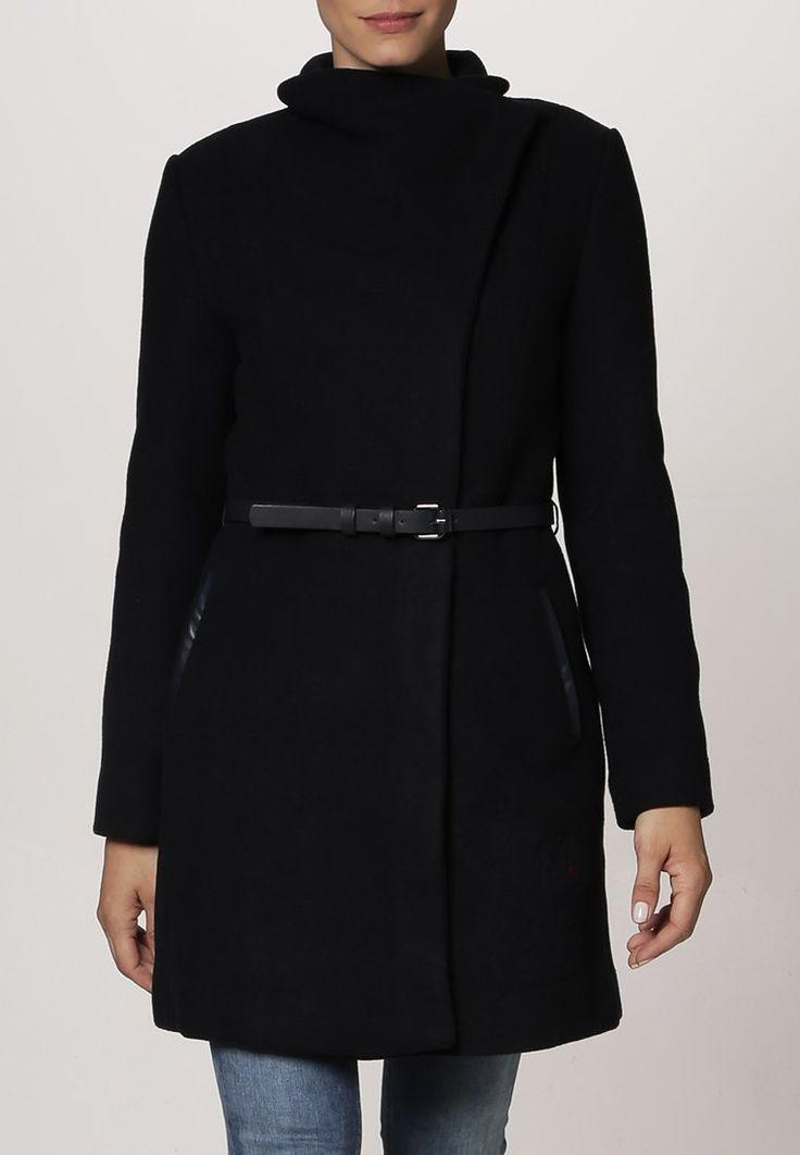 Soldes Desigual ESTRELLA Manteau classique bleu prix Soldes Manteau Femme 70.00 € TTC au lieu de 175 €.