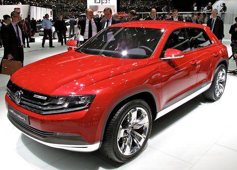 2014 Volkswagen Tiguan 2014 Volkswagen Tiguan Red – TopIsMag