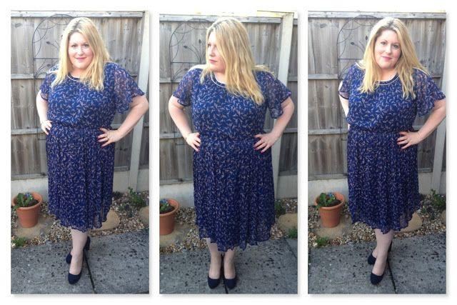 #ClaireRichardsFW Meet The Millards: Claire Richards Bird Print Dress - Fashion World Review http://www.meetthemillards.co.uk/2013/08/claire-richards-bird-print-dress