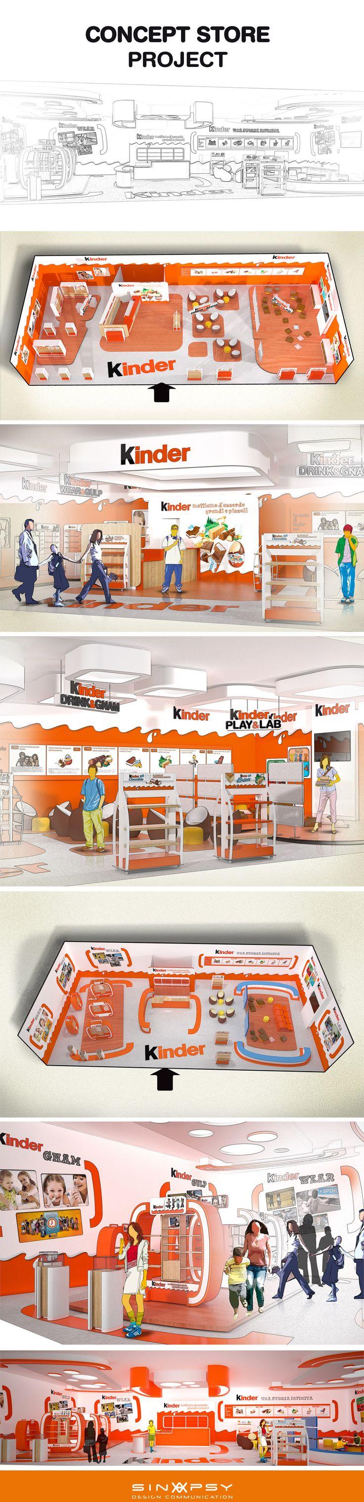 Kinder Concept Store