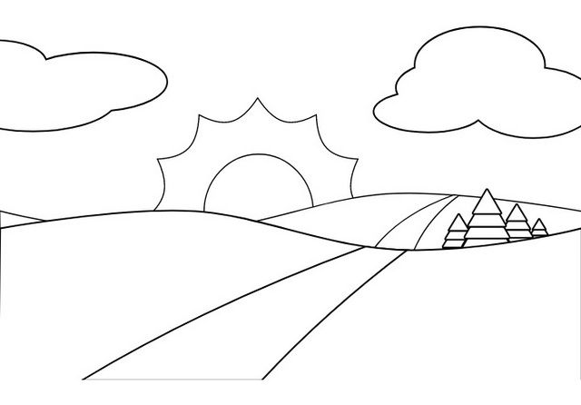 Pin By Cs Pengadaan On Road Coloring Pages Coloring Pages Color Coloring Pictures