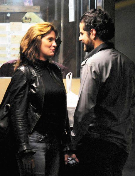 """Vida íntima. - El actor dio un poco de qué hablar cuando sostuvo una relación con la cantante y actriz Mariana Seoane, a quien conoció en el rodaje de la telenovela """"Mar de Amor"""" en 2010."""
