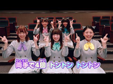 み〜んなで踊ろう!ぷりぱら☆ララン アイドルおうえん団 振り付け動画 - YouTube