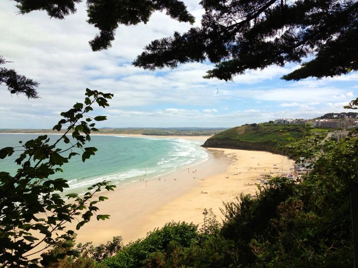 Walk to carbis bay