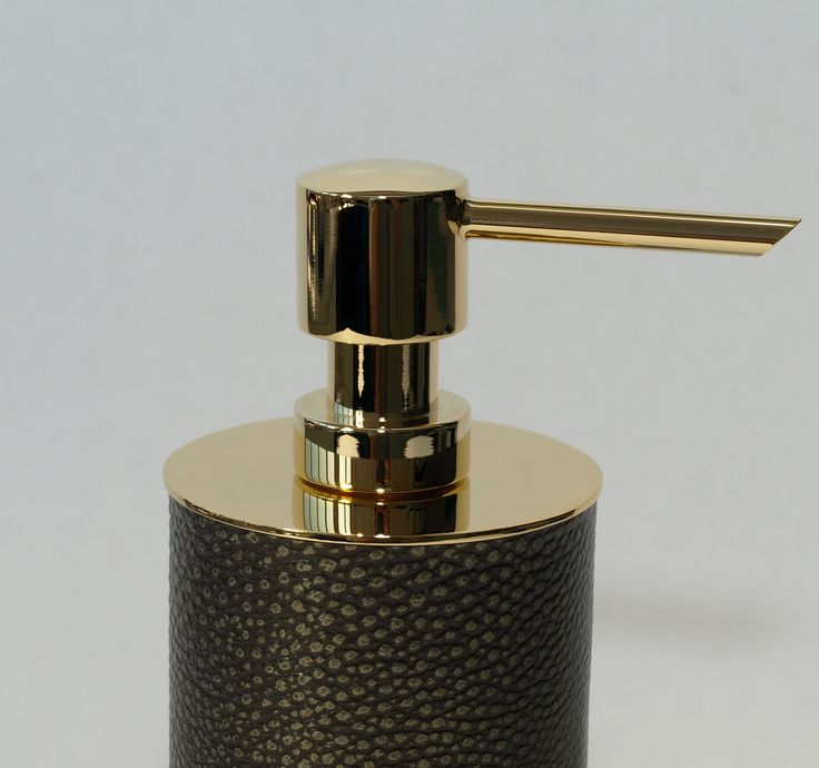 1000 Images About Luxurious Leather Tissue Boxes Soap And Lotion Dispensers On Pinterest
