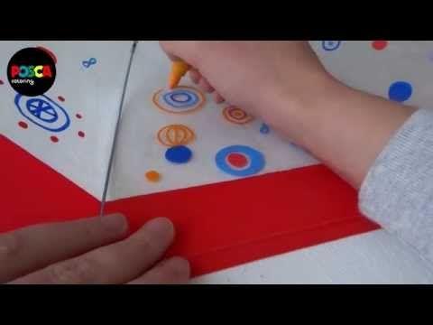 Comment customiser un parapluie avec des marqueurs Posca - par Steffie BROCOLLI http://www.steffiebrocoli.com/