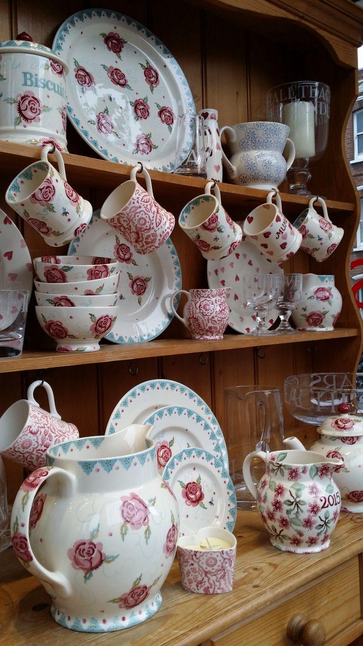 Emma Bridgewater Pink Blossom 1.5 Pint Jug for Collectors Club 2015