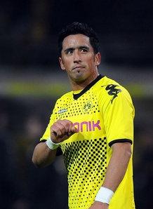 Barrios: Struck for Dortmund