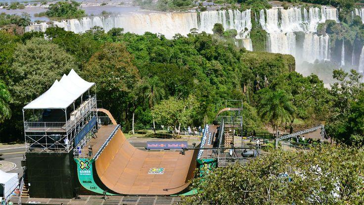 Summer X Games 2013 Foz do Iguacu - hosted in Foz do Iguacu, Brazil.