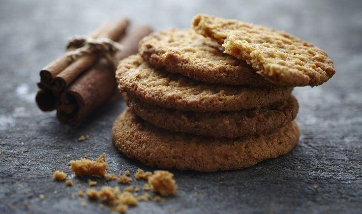 Εύκολα μπισκότα κανέλας