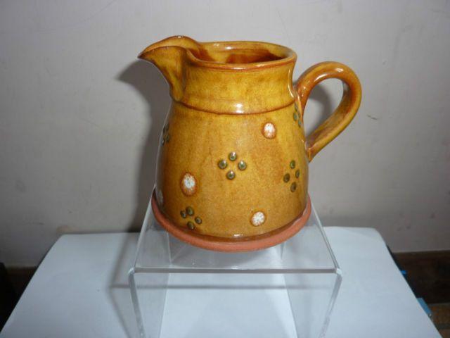 Jennifer Hall, Medieval Style Slipware jug
