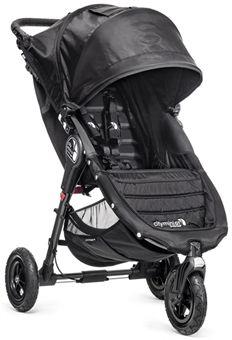 Baby Jogger City Mini GT Single Black/Black | Barnevogner Triller | Barnevogner Trehjulinger | Jollyroom