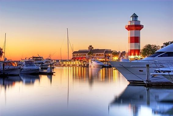 Harbor Town in Hilton Head Island, SC. | happy places ...