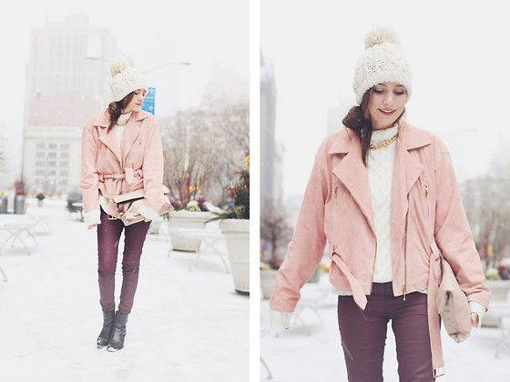 NYFW fall 2013 day 2 outfit (by Bethany Struble) http://lookbook.nu/look/4568041-NYFW-fall-2-13-day-2-outfit