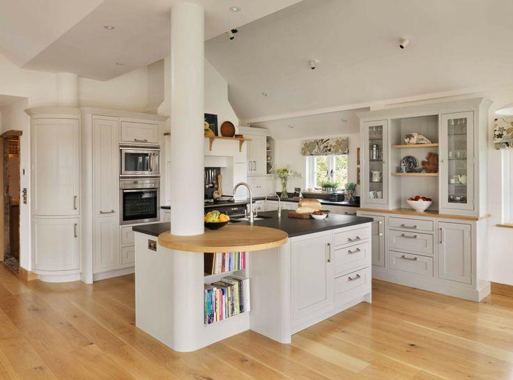 About Kitchen Storage Units:Maple Kitchen Storage Unit Design Idea  Kitchen Storage Units With Glass Doors