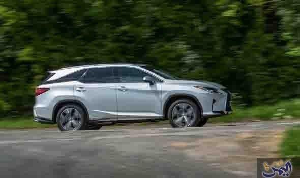 مبيعات ليكزس Rx من تويوتا تتجاوز السبعة ملايين Car Suv Suv Car